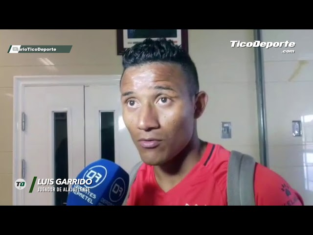 Luis Garrido: \
