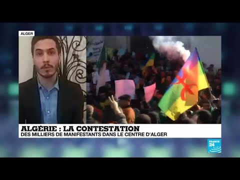 """Contestation En Algérie : """"La Mobilisation S'annonce Massive"""""""
