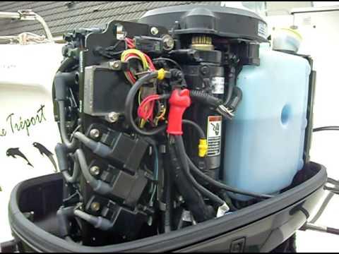 50 Hp Mercury Wiring Harness Mercury 90 Hp 2006 Elpto Youtube