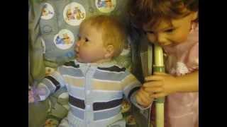 Ashton Drake Linda Murray Noah Baby Doll