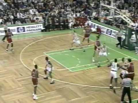 Michael Jordan - 'Forgotten Game' v Celtics 1995