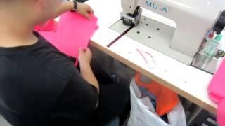 Manual Non Woven Bag Making Machine