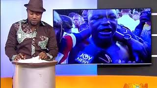 Badwam Sports on Adom TV (23-10-17)