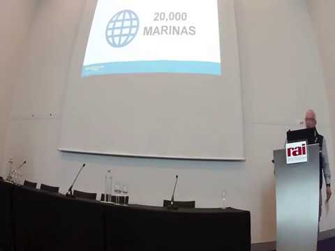 Boatshed Neil talks at Sustainability in the Marine Industry Conference  METSTRADE 2016