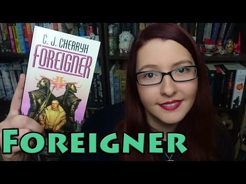 Foreigner by C. J. Cherryh | Book Review