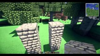GLSL Shaders SEUS RC6 - Feed the Beast / Pack Direwolf20 v4