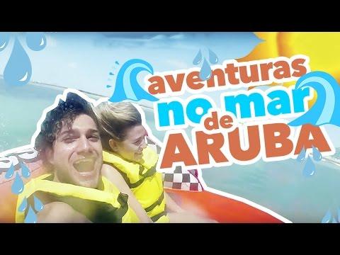 Aventuras no mar de Aruba   #aruba2