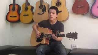 Mãi mãi một tình yêu_guitar acoustic