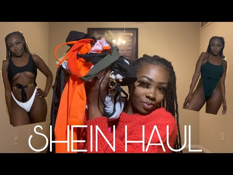 Huge Shein Bikini Try On Haul | Spring Break 2020