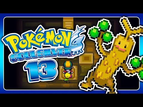 Die RUINEN Der ICOGNITO! ❄️ #13 • Let's Play Pokemon SoulSilver [Silberne Edition]