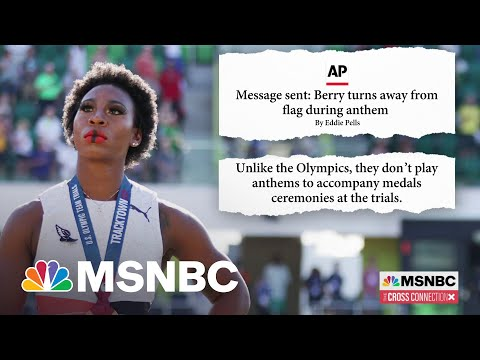 Conservative Media Outlets Spark Outrage Over Olympian's Stance