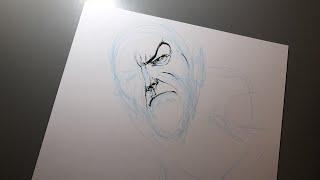 Silent Drawing Cam LIVESTREAM