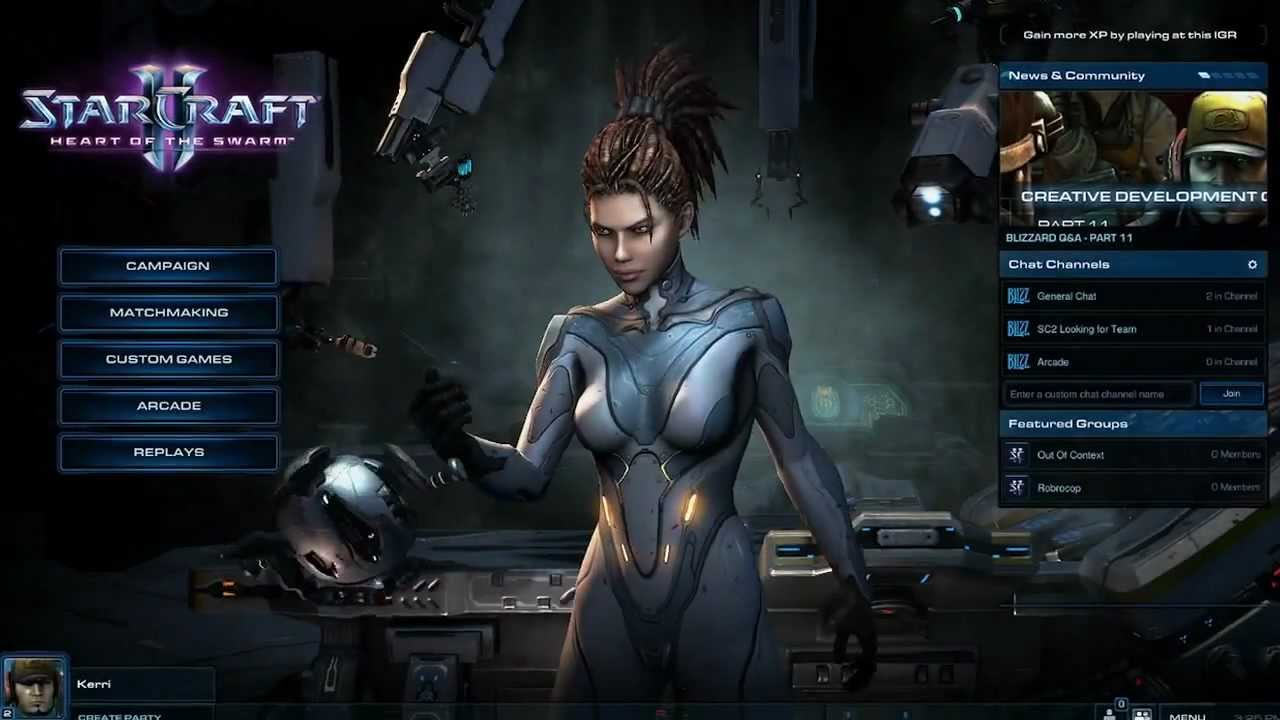 Starcraft 2 download full crack Free Download