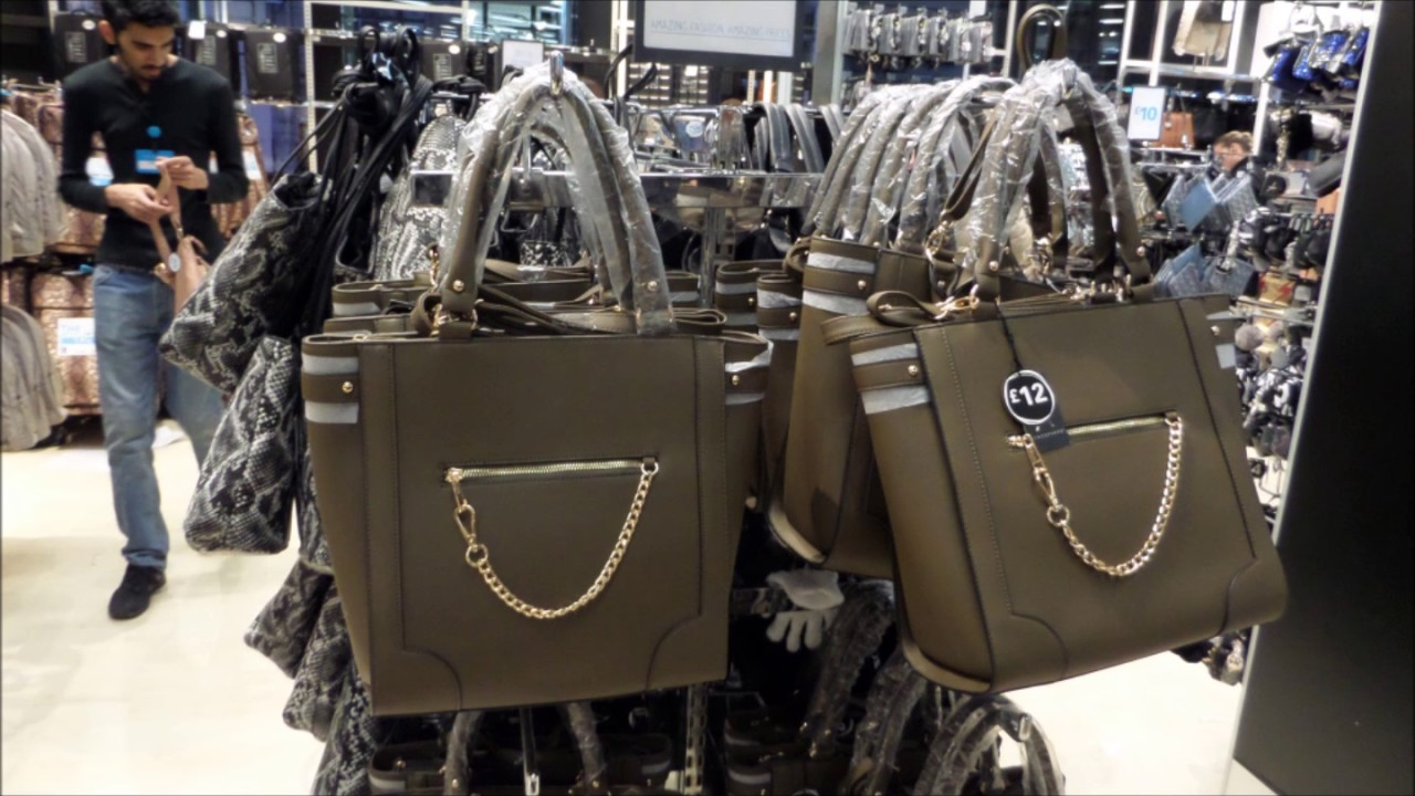 Primark Bags Purses December 2020