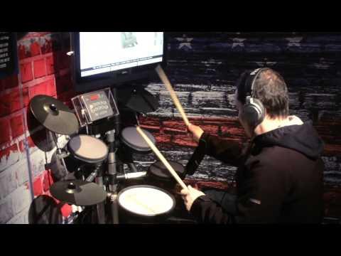 Paul Crewe & Simon Mann Drum Lesson