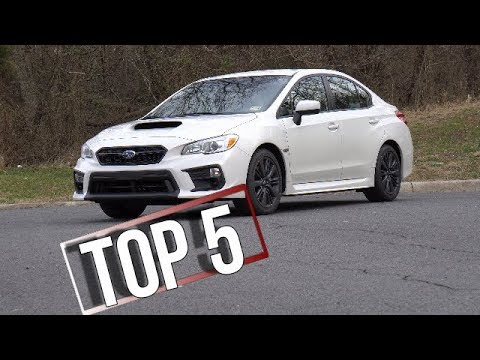5 Things I Hate About My 2019 Subaru WRX