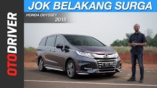 Honda Odyssey 2018 Review Indonesia | OtoDriver