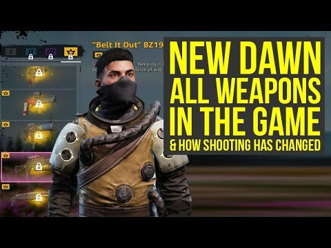 Far Cry New Dawn ALL WEAPONS In The Game & How Shooting Has Changed (Far Cry New Dawn Gameplay) thumbnail