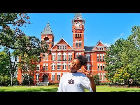 Vlog #6- Auburn Vs Alabama State Football Game