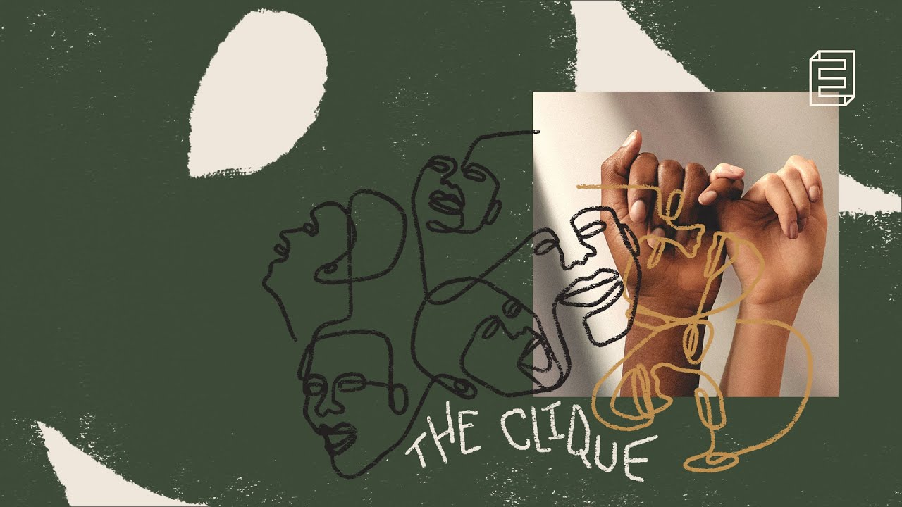 Relational Wisdom | The Clique - How can friendships become toxic? Cover Image