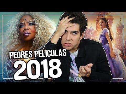 Las 10 Peores Películas del 2018 | Caja de Peliculas