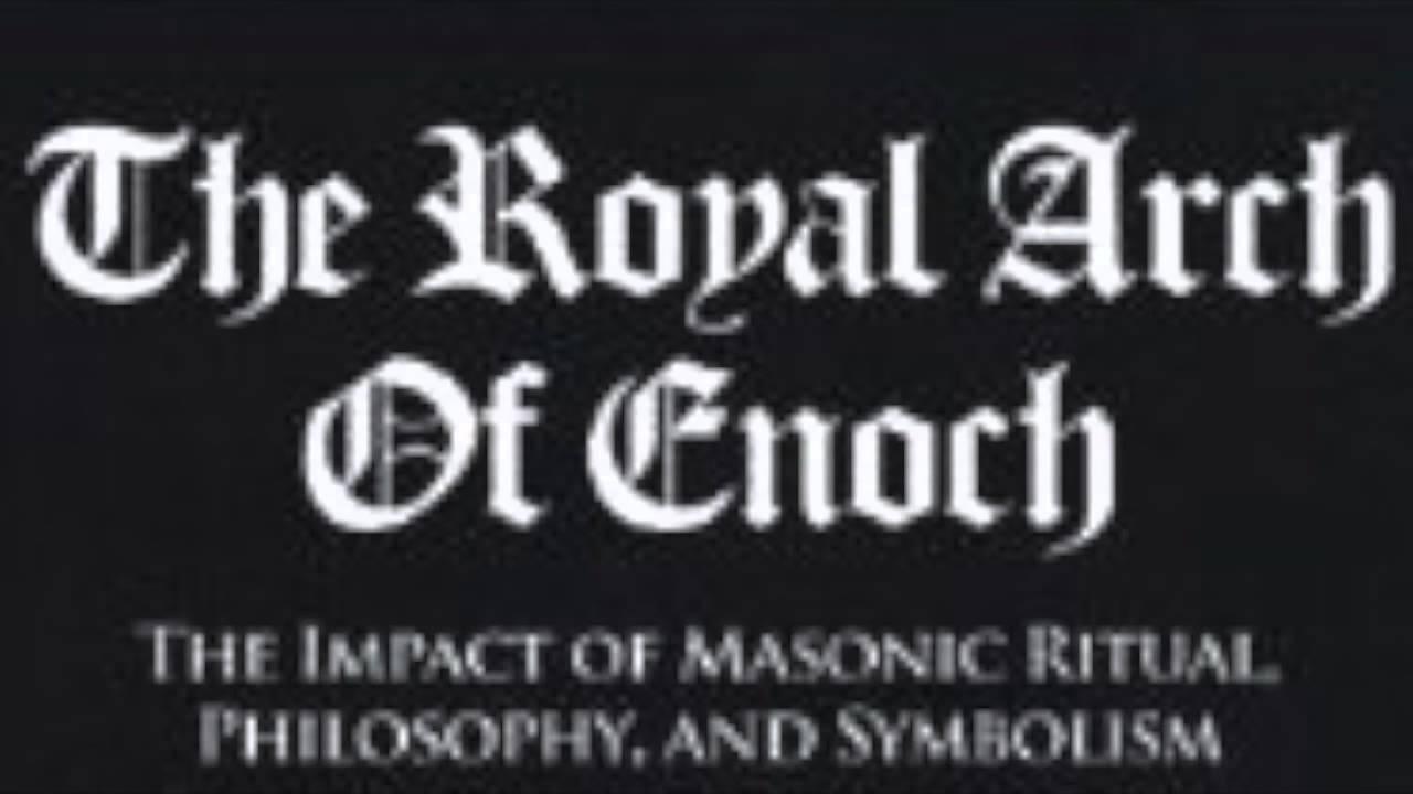 Freemasonry & The Book of Enoch / Robert W  Sullivan - YouTube
