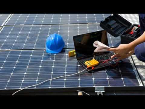 Solar Panel Installation in Los Angeles California by Nation Solar LLC