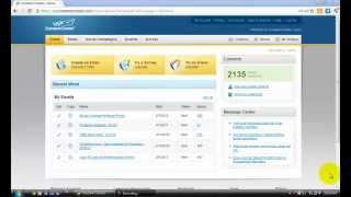How to Create a Contact List in Constant Contact - Email Marketing Tutorial for Constant Contact