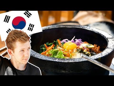 FOOD VLOG: Südkorea | So schmeckt Bibimbap in Seoul!