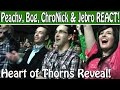 LIVE REACTION to Guild Wars 2 Heart of Thorns Reveal