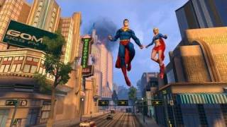 DC Universe Online Goes Free to Play - Gameplay Trailer HD
