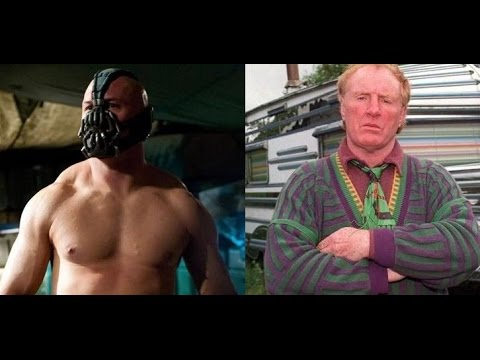 Voice Comparison Bartley Gorman Bane Tom Hardy