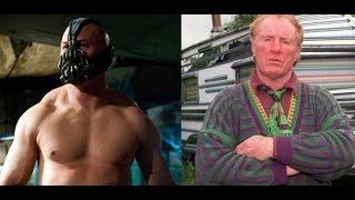 Voice Comparison | Bartley Gorman & Bane (Tom Hardy)