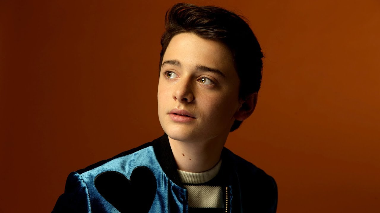 Noah Schnapp Takes A Walk On The 80s Side As Will Byers