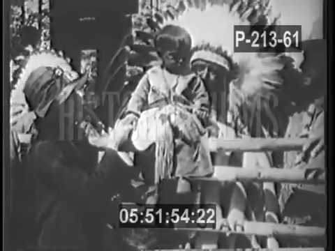YELLOWSTONE PARK OPENS - 1925 & 1950s