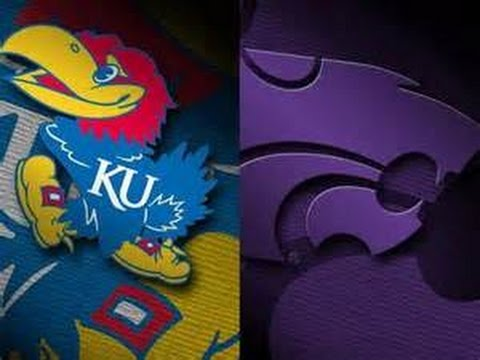 K-STATE vs. KU (2017) KU WINS OFF A TRAVEL