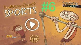TrollFace Quest 6 y Escapando de la prisión! Juegos Random!