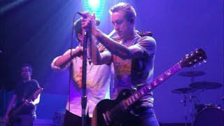 Yellowcard - Only One (Live at Lisbon, Portugal - TMN Ao Vivo 18/12/2011)