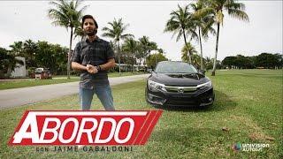 Honda Civic 2016 - Prueba A Bordo [Full]