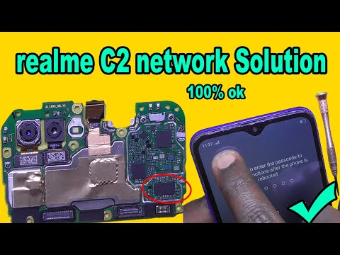 realme c2 network solution 100 ok || Realme c2 Network Not working - RMX 1941 network solution