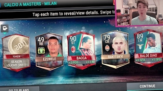 FIFA Mobile 1.5M COIN PACK OPENING!!! INSANE CALCIO A PULLS!! 90 OVR! | FIFA Mobile Soccer