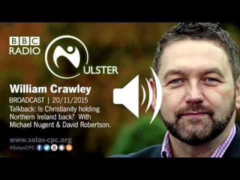 BBC Radio Ulster - William Crawley, Michael Nugent and David Robertson