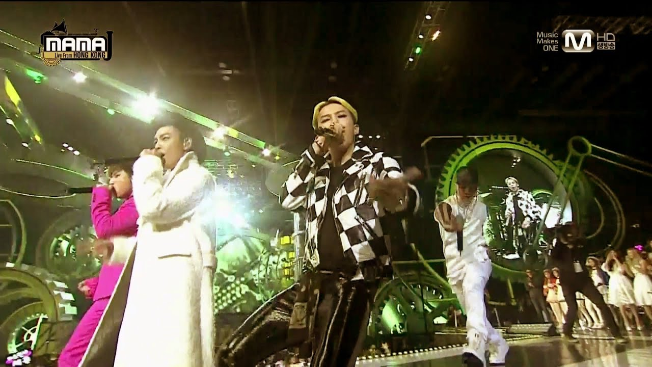 BIGBANG_1123_MAMA_Performances