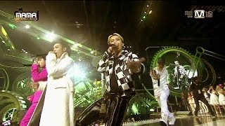 Repeat youtube video BIGBANG_1123_MAMA_Performances