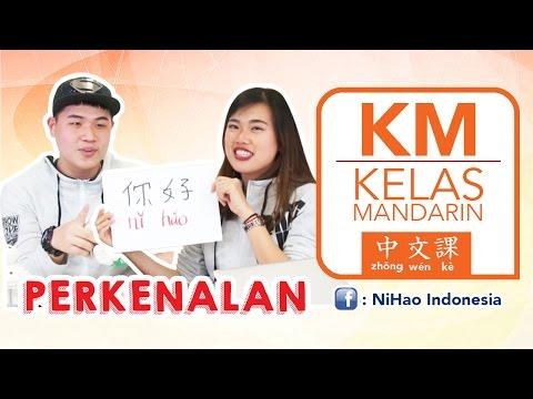 KM (Kelas Mandarin) | Perkenalan dalam Bahasa Mandarin