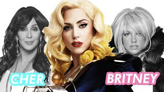 18 COLLABS THAT LADY GAGA SCRAPPED | UNHEARD OF