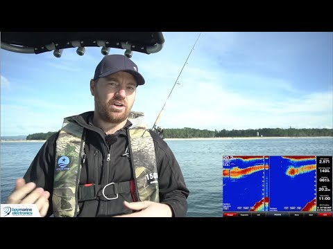 Fishing Tech Tips: Sounder Basics