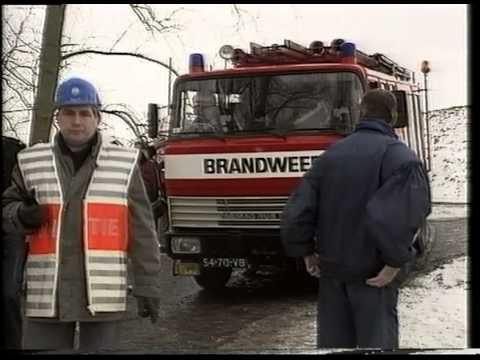 Vuurwerkramp Culemborg 14-02-1991