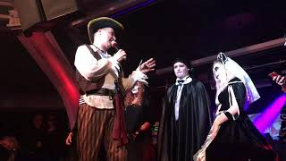 ведущий Александр Губанов - halloween party
