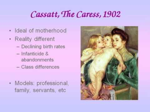 ARTH 4117 Impressionism 7:  Mary Cassatt 4